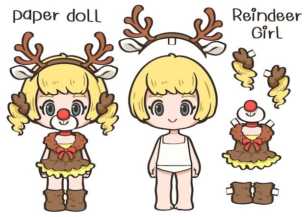 Nettes karikaturweihnachten8