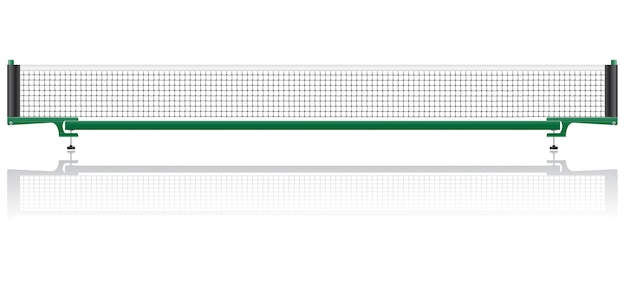 Netz für tischtennis tischtennis.