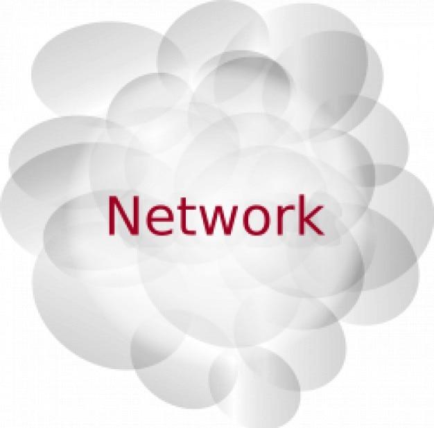 Netzwerk-wolke