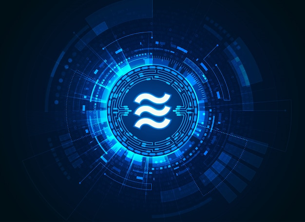 Neue kryptowährung libra-technologie