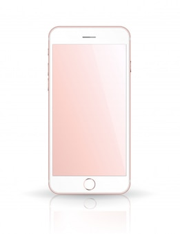 Neues realistisches Handy Smartphone iPhone-Artmodell