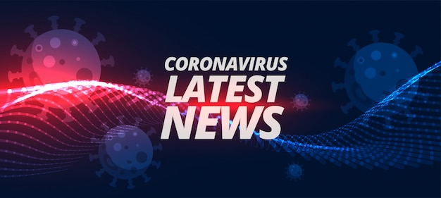 Neueste nachrichten und updates zu coronavirus covid-19 pandemin