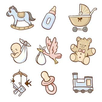Neugeborenes set