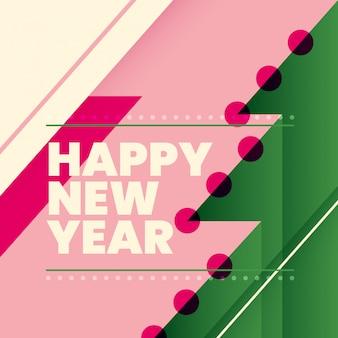 Neujahr hintergrund