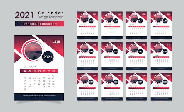 Neujahrswandkalender