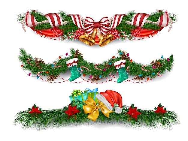 Neujahrszweige dekorieren
