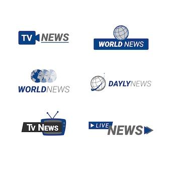 News-logo-sammlung