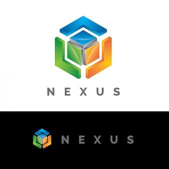 Nexus-3d-colorful-logo