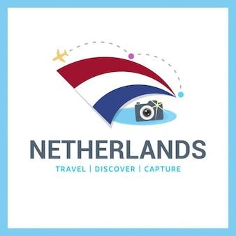 Niederlande reise symbol