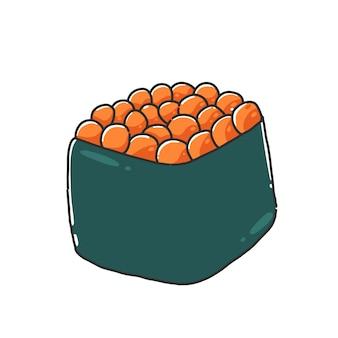 Nigiri-sushi.