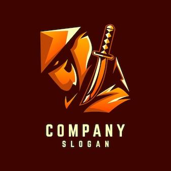 Ninja-logo-design