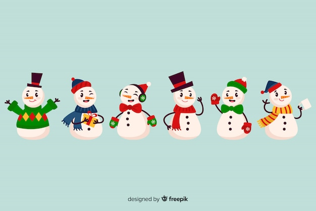Nizza weihnachtszeichensatz