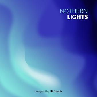 Nordlichter hintergrund