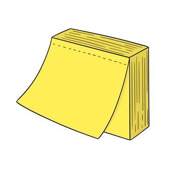 Notizzettel