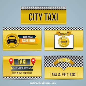 Nützliche banner für taxis