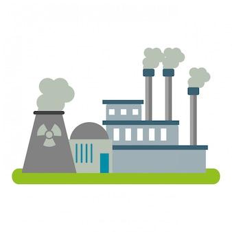 Nukleare industrieanlage