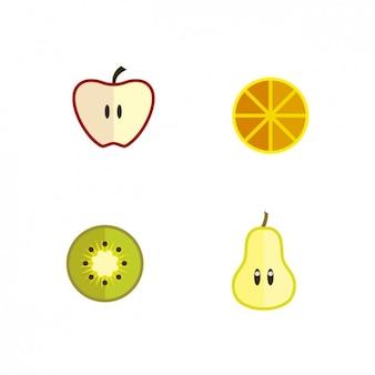 Obst illustration