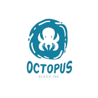 Octopus-logo-konzept