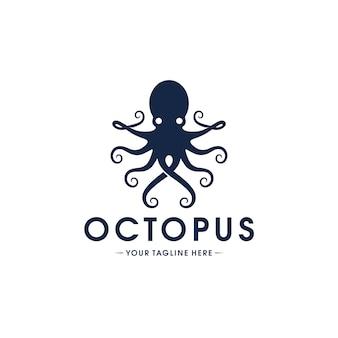 Octopus logo vorlage