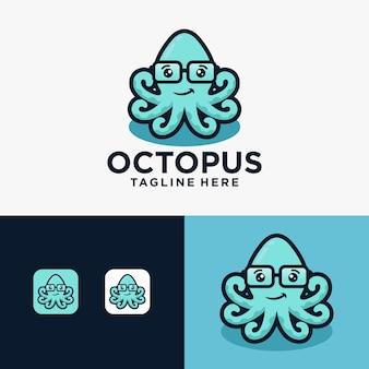 Octopus logo vorlagen