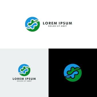 Öko-gesundheits-logo