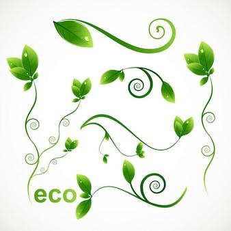 Ökologie-design-elemente