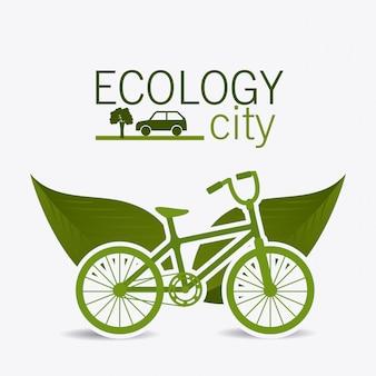 Ökologie digitales design.