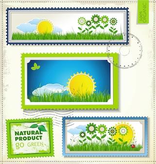 Ökologie modernes design