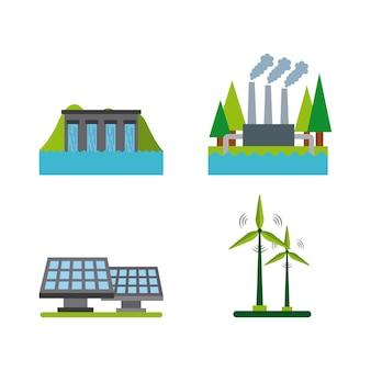 Ökologie und nachhaltigkeit design