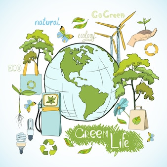 Ökologie und umweltkonzeption