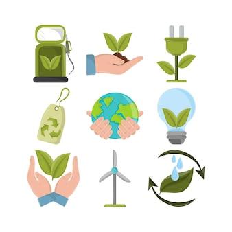 Ökologisch und umwelt