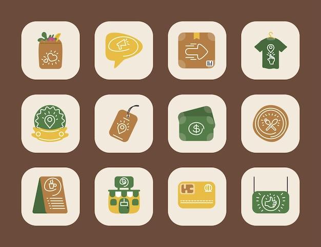 Ökologisches kleinunternehmen