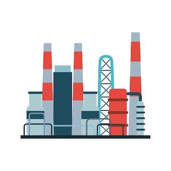 Ölindustrie design