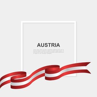 Österreich-unabhängigkeitstag-hintergrundschablone