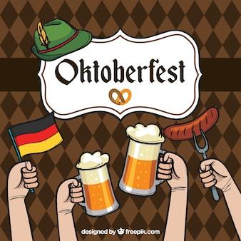 Oktoberfest, feier