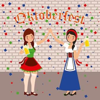 Oktoberfest-fest