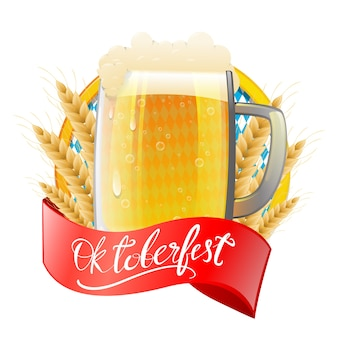 Oktoberfest festivalsymbole