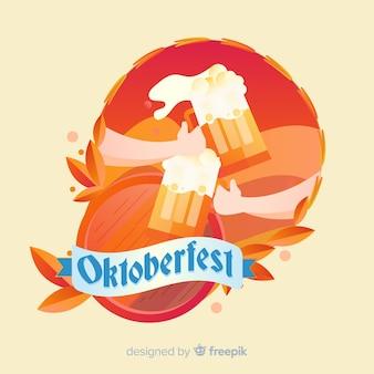 Oktoberfest hintergrund
