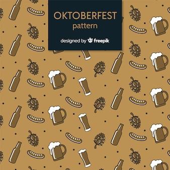 Oktoberfest-muster