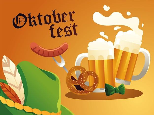Oktoberfest-partybiere