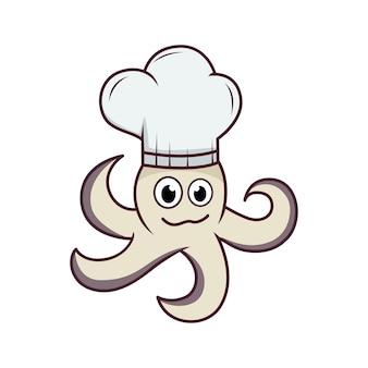 Oktopus-koch