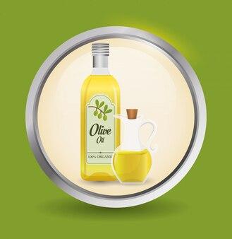 Olivenöl-design