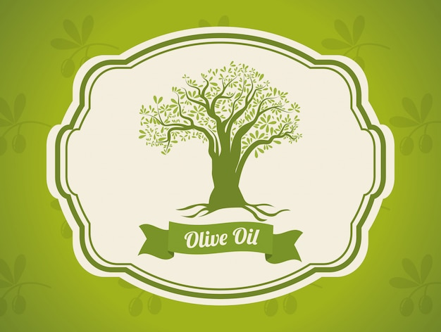 Olivenöl-design.