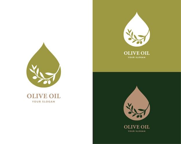 Olivenöl logo natur