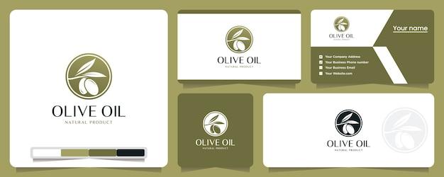 Olivenöl, natur, gesund, logo design inspiration