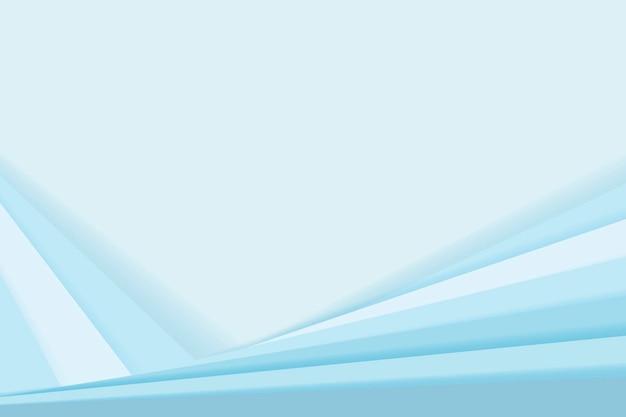 Ombre blaue linie gemusterter hintergrund