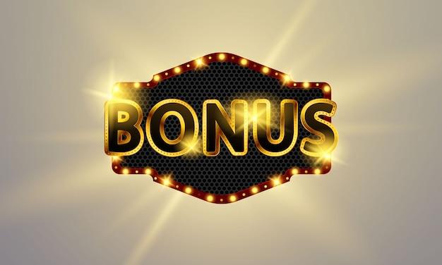 Online casino bonus, spielautomat, casino chips mit realistischen spielmarken, bargeld für roulette oder poker