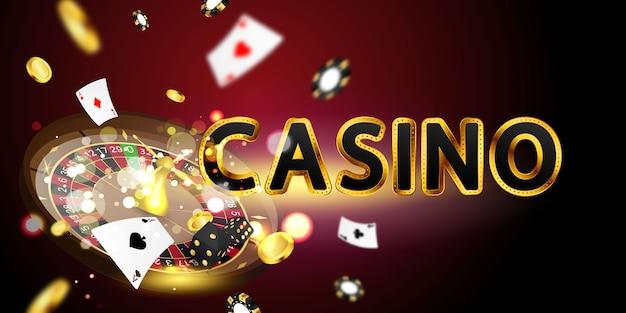 Online casino. smartphone oder handy, spielautomat, casino-chips mit realistischen spielmarken, bargeld für roulette oder poker,