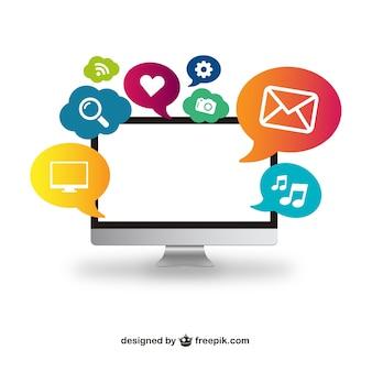 Online-chat-monitor-vorlage