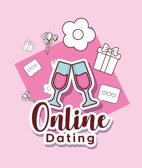 Online-dating-design